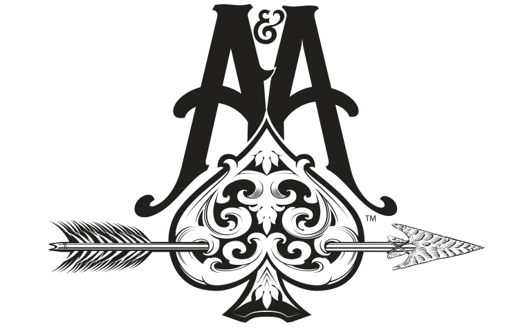 Ace and Archer logo secondary mark
