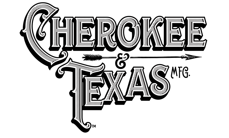 Cherokee And Texas Logo