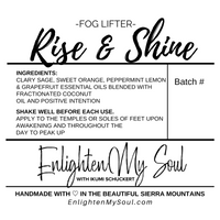 RISE & SHINE Essential Oil Blend Roller