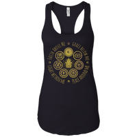 Faith, Grace, Light and Peace Tank Top