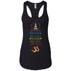 Create, Become & Attract Chakra Tank Top