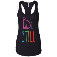 Be Still Tank Top