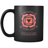 Image of The Root Chakra Affirmation Mug