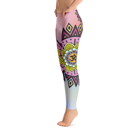 OM Yoga Leggings