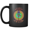 Image of Love is my religion Mug