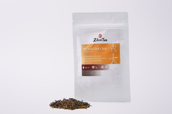 Zhen Tea Huang Da Cha Yellow tea