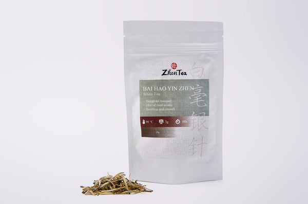 Zhen Tea Bai Hao Yin Zhen White Tea