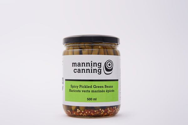 Manning Canning Spicy Pickled Beans