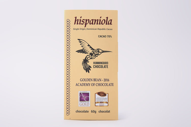 Hummingbird Hispaniola Chocolate 70%