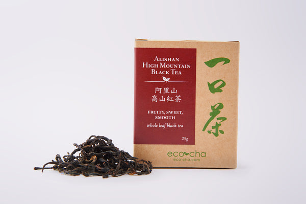 Eco Cha Teas High Mountain Black Tea