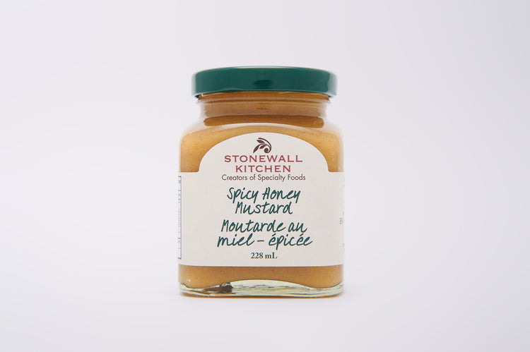 Stonewall Kitchen Spicy Honey Mustard