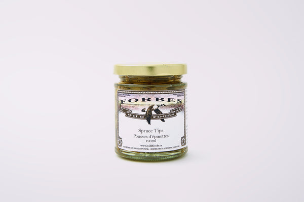 Forbes Wild Foods Pickled Spruce Tips