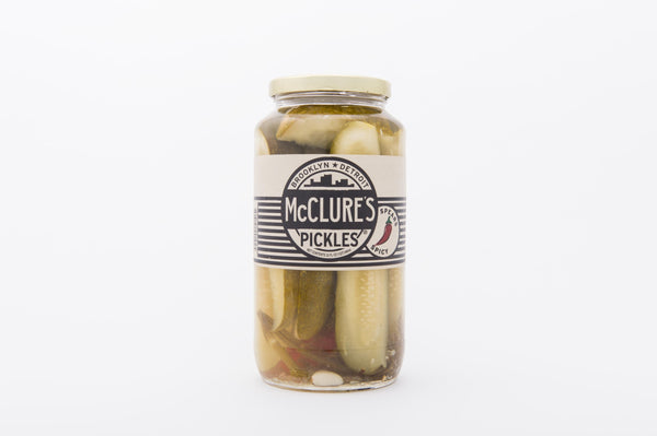 McClure's Spicy Pickles