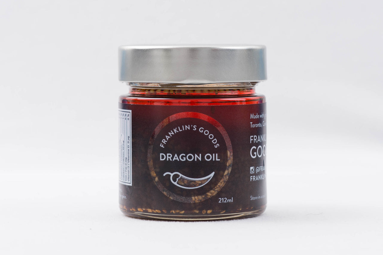 Franklin's Goods Dragon Oil