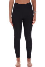 Load image into Gallery viewer, High Compression Recycled Legging - Black