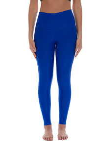 High Compression Recycled Legging - Royal Blue