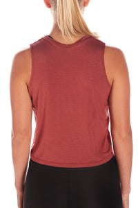 Wine Dream Crop Top