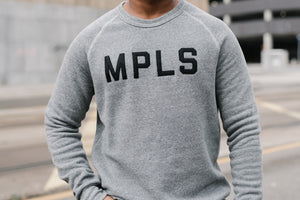 MPLS Sweatshirt - Grey - Northmade Co