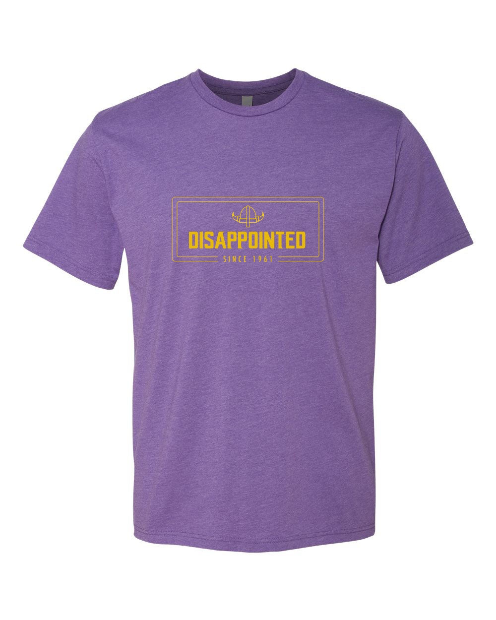 Disappointed Since 1961 Vikings - Northmade Co