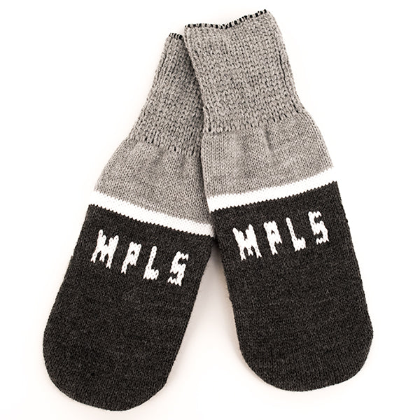 MPLS Knit Mittens - Northmade Co