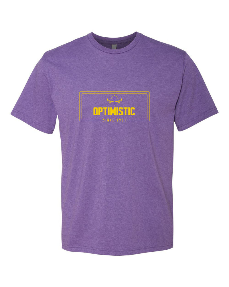 Optimistic Since 1961 Vikings- Northmade Co