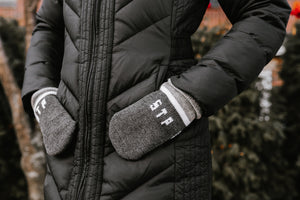 St. Paul Knit Mittens - Northmade Co