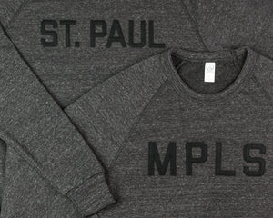 MPLS Sweatshirt - Black - Northmade Co