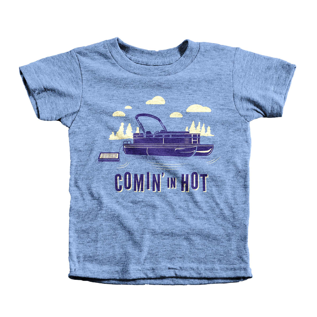 Comin' In Hot - Kids - Northmade Co