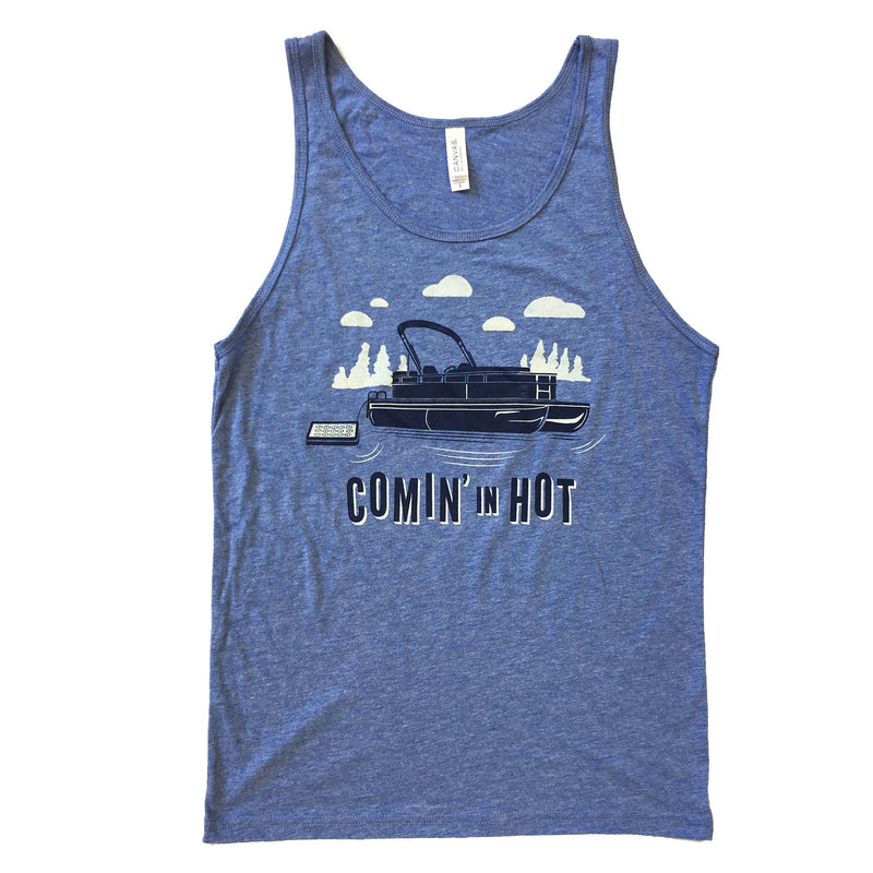 Comin' In Hot - Tank Top - Northmade Co