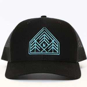 Three Pines - Snapback Hat - Northmade Co