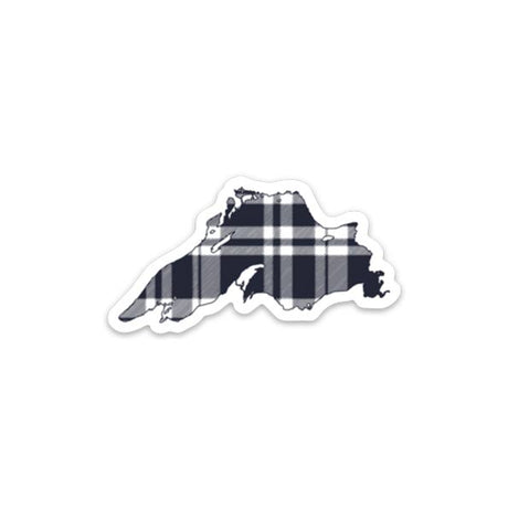 Lake Superior - Sticker - Northmade Co