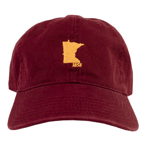 Minnesota 1858 Hat - Northmade Co