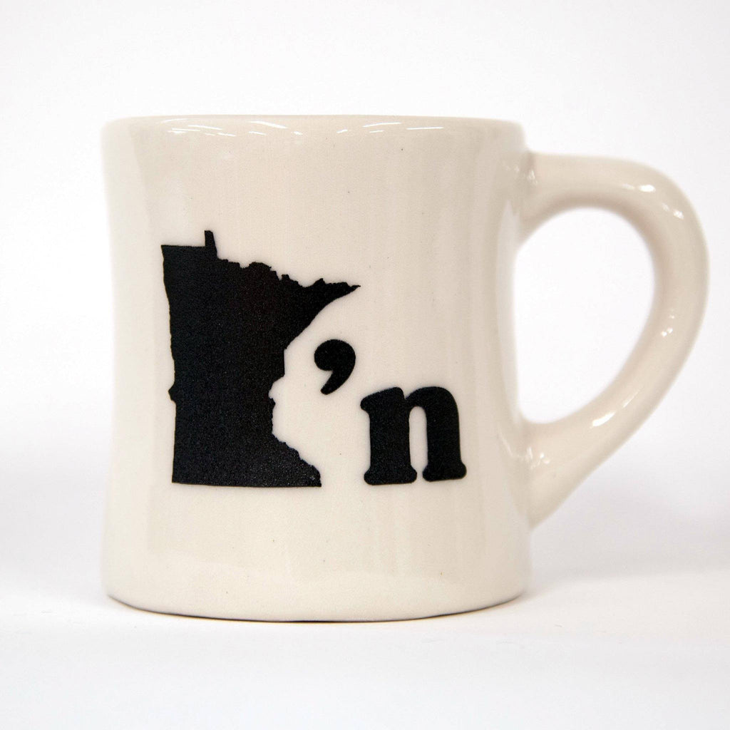 Minnesotan Diner Mug - Northmade Co