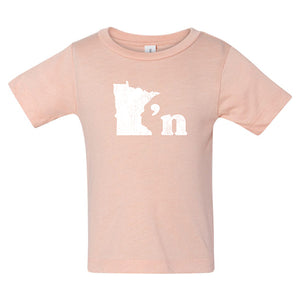Minnesotan - Baby T-Shirt - Northmade Co