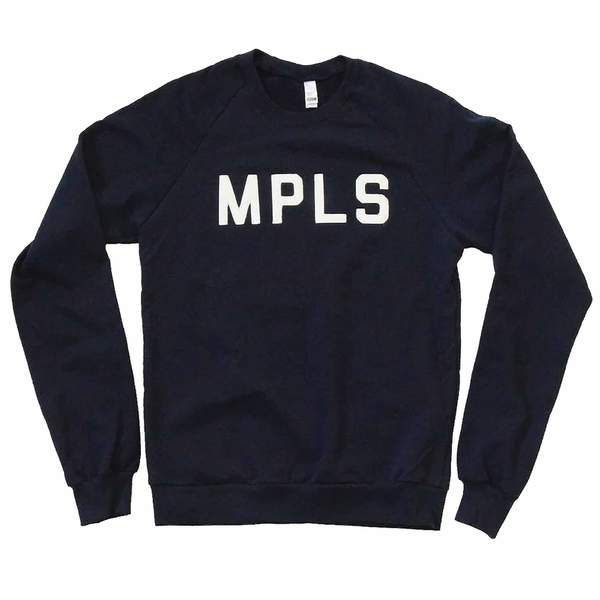 MPLS Sweatshirt - Blue - Northmade Co