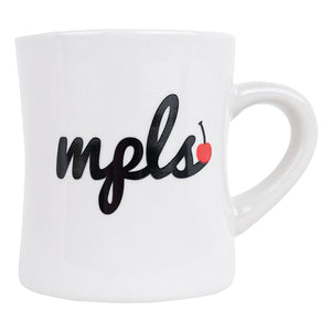 MPLS With a Cherry On Top- Diner Mug - Northmade Co