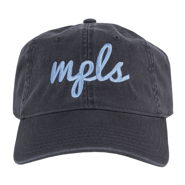 MPLS Script Hat - Northmade Co