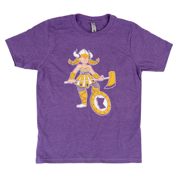 Girl From the Norse Country- Kids - Northmade Co