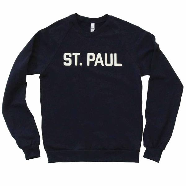 St. Paul Sweatshirt - Blue - Northmade Co