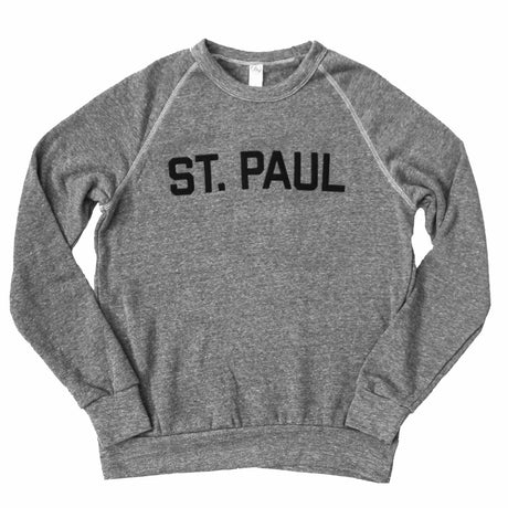 St. Paul Sweatshirt- Dark Grey - Northmade Co