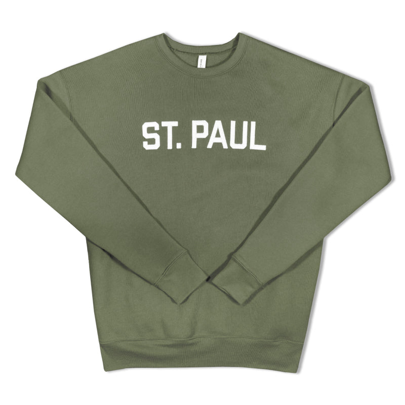St. Paul Sweatshirt - Green - Northmade Co