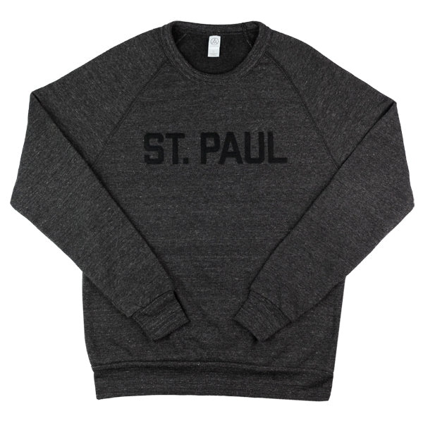 St. Paul Sweatshirt - Black - Northmade Co