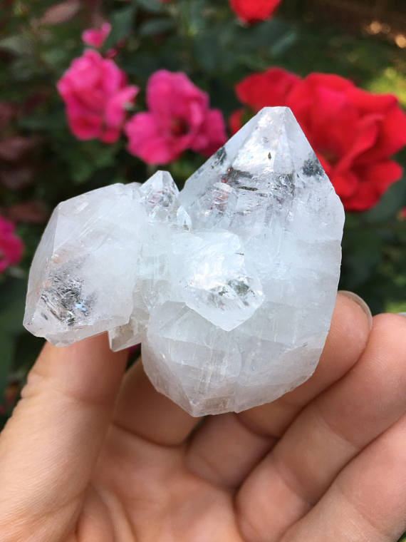 Apophyllite from India - 95g