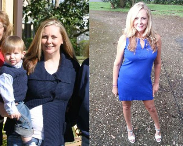 Jennifer Long Thomas' weight loss