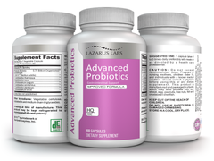 Lazarus Labs Advanced Probiotics