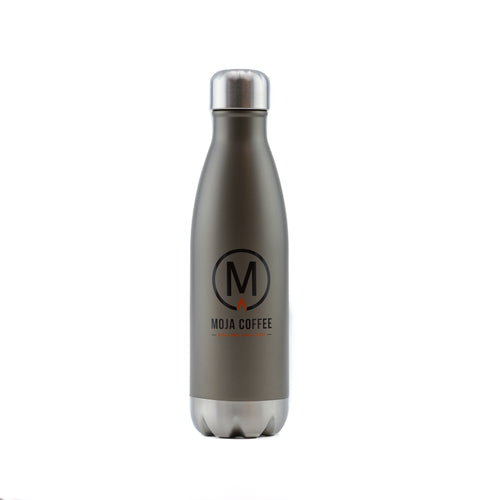 Moja Coffee Hot/Cold 17oz bottle