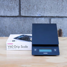 Digital Scale with Timer by Hario
