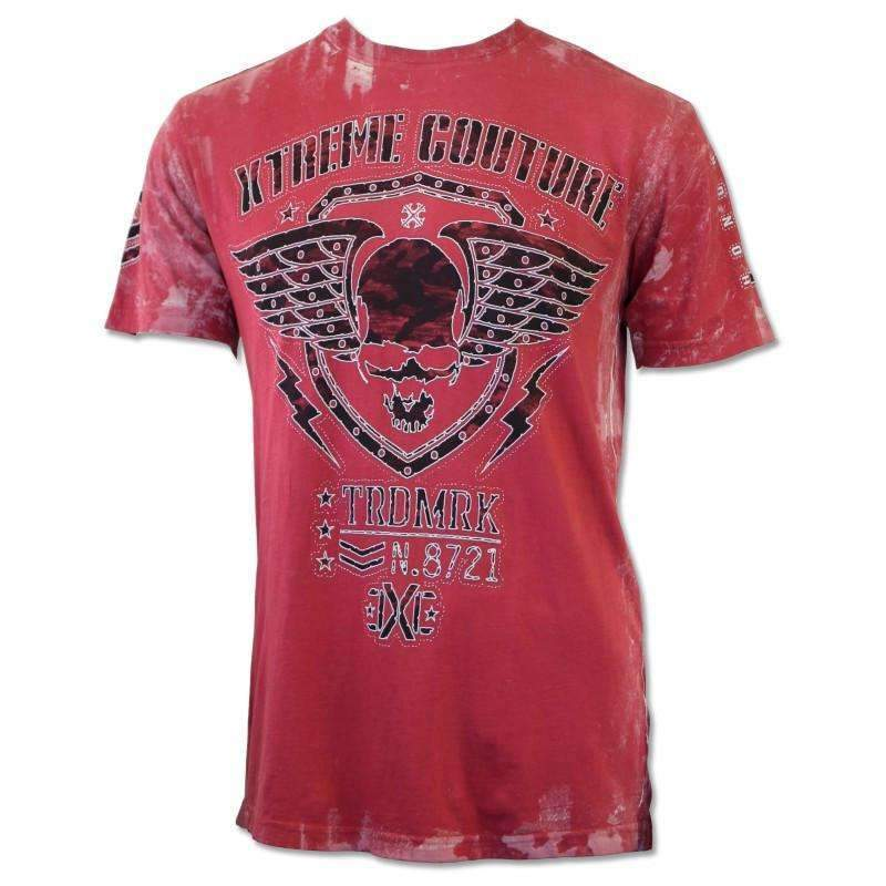Xtreme Couture Air Raid Mens T Shirt