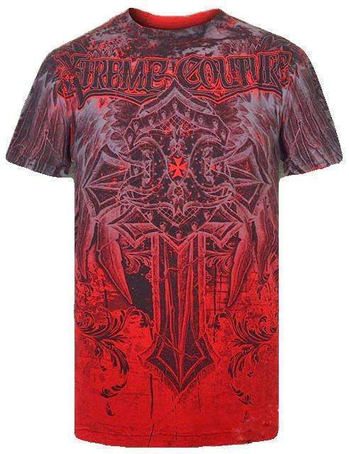 Xtreme Couture Lifetaker Mens T Shirt