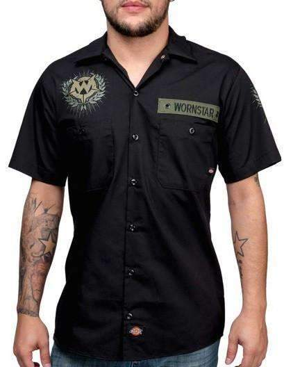 Wornstar SGT Mens Work Shirt